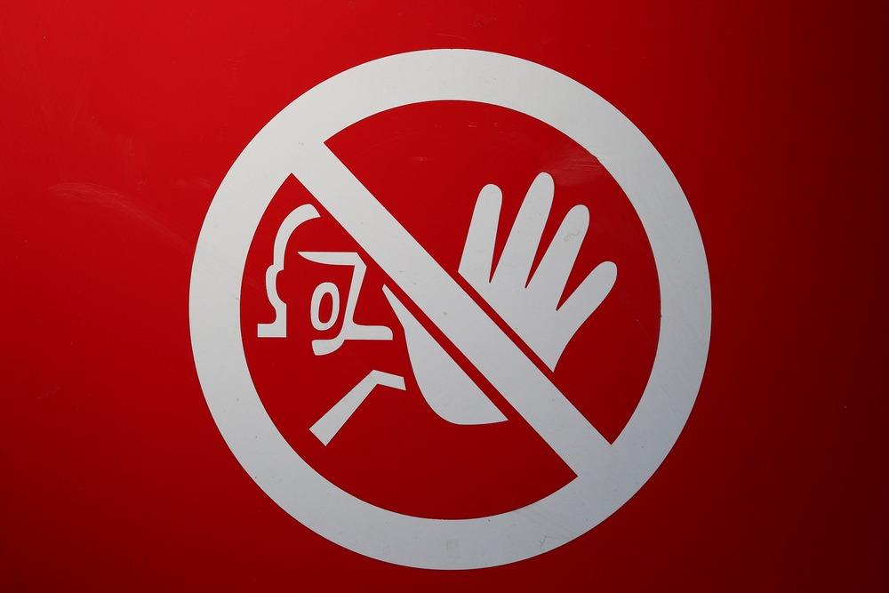 차별 금지를 나타내는 사진